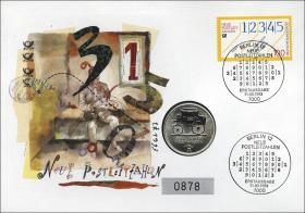 D-186 • Neue Postleitzahlen