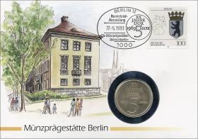 D-191 • Münzprägestätte Berlin