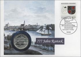 D-196 • 777 Jahre Rostock