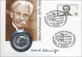 D-200 • Albert Schweitzer 1875 - 1965