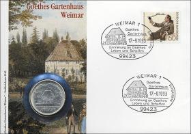 D-201 • Goethes Gartenhaus in Weimar