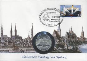 D-204 • Hansestädte Hamburg und Rostock