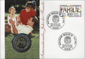 D-208 • Intern. Jahr der Familie