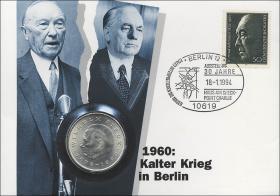 D-209 • 1960 : Kalter Krieg in Berlin