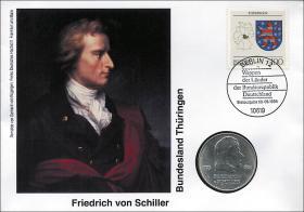 D-226 • Schiller - Bundesland Thüringen