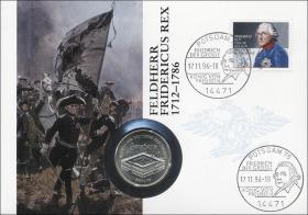 D-232 • Feldherr Fridericus Rex