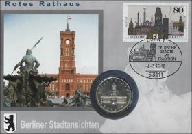 D-235 • Berliner Stadtansichten - Rotes Rathaus