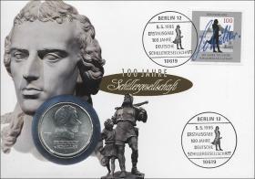 D-243 • 100 Jahre Schillergesellschaft