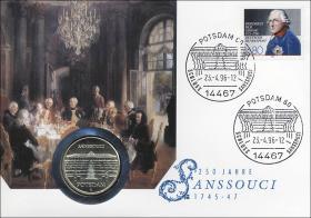 D-252 • Sanssouci - 250 Jahre