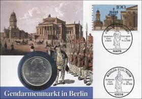 D-256 • Gendarmenmarkt in Berlin