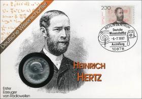 D-265 • Heinrich Hertz