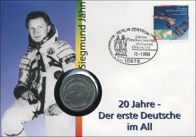 D-271 • Siegmund Jähn - Der erste Deutsche im All