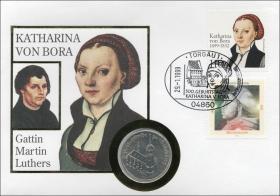 D-279 • Katharina von Bora-Gattin Martin Luthers