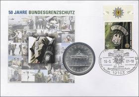 D-289 • 50 Jahre Bundesgrenzschutz