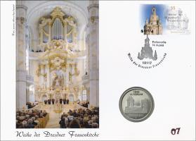 D-295PP07 • Weihe der Dresdner Frauenkirche