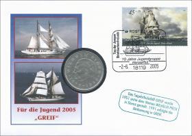 """D-306 • Für die Jugend 2005 """"Greif"""""""
