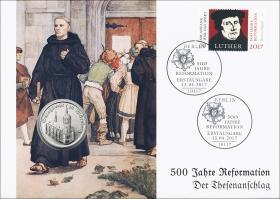 D-324 • 500 Jahre Reformation - Der Thesenanschlag