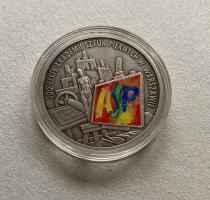 Polen / Poland 10 Zloty 2004 100 Jahre Gründung der Kunstakademie