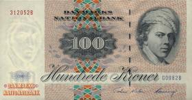 Dänemark / Denmark P.51h 100 Kronen 1982 (1)