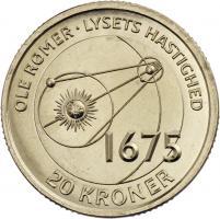 Dänemark 20 Kroner 2013 Ole Römer