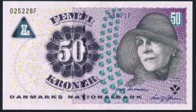 Dänemark / Denmark P.60e 50 Kronen 2007 (1)
