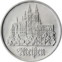 DDR 5 Mark 1972 Meißen