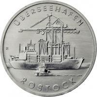 DDR 5 Mark 1988 Rostock