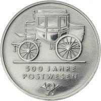 1990 Postwesen