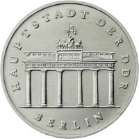 DDR 5 Mark 1979 Brandenburger Tor