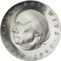 DDR 10 Mark 1967  Kollwitz