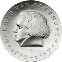 DDR 10 Mark 1970  Beethoven