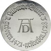 DDR 10 Mark 1971 Dürer