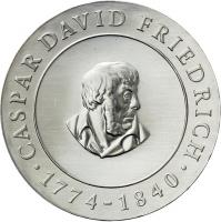 DDR 10 Mark 1974 Caspar David Friedrich