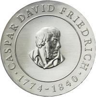 DDR 10 Mark 1974 Caspar David Friedrich