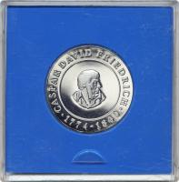 DDR 10 Mark 1974 Caspar David Friedrich PP in Kapsel
