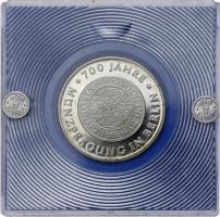 DDR 10 Mark 1981 PROBE 700 Jahre Münzprägung in Berlin sog. Guldenprobe