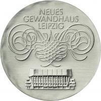 DDR 10 Mark 1982 Gewandhaus