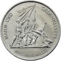 DDR 10 Mark 1972 Buchenwald