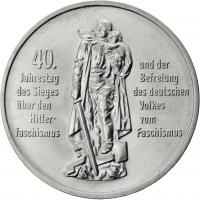 DDR 10 Mark 1985 40 Jahre Befreiung