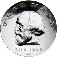 DDR 20 Mark 1968 Marx