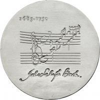 DDR 20 Mark 1975 Bach - Probe