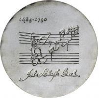 DDR 20 Mark 1975 Bach