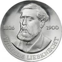 DDR 20 Mark 1976 Liebknecht