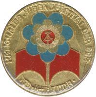 FDJ Nationales Jugendfestival der DDR