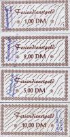 """DDR Feriendienstgeld """"Freundschaft"""" Gernrode (1)"""
