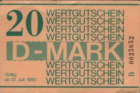 DDR Gefängnisgeld 20 DM (3)