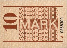 MDI-31 DDR Gefängnisgeld Serie A 10 Mark (1)