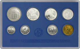 DDR Kursmünzensatz 1979 stgl