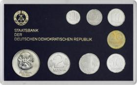 DDR Motivsatz Karl Marx 1983