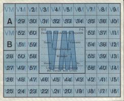 DDR Lebensmittelkarten für den Kriegsfall (1)